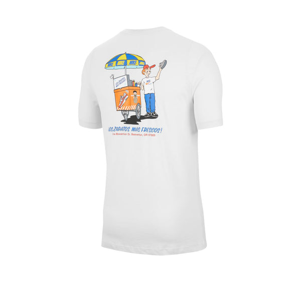 Nike Sportswear Food Cart Tee White