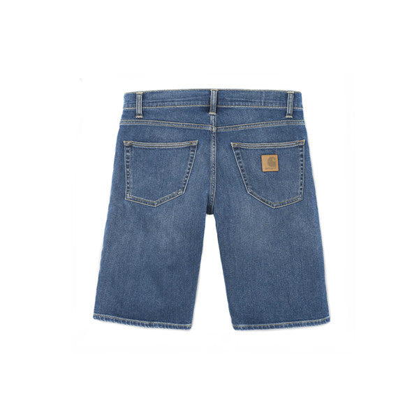 Carhartt Klondike Short Blue True Stone Washed