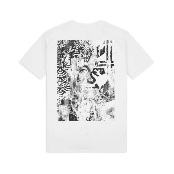 Obey C.R.E.A.M. Icons Tee White