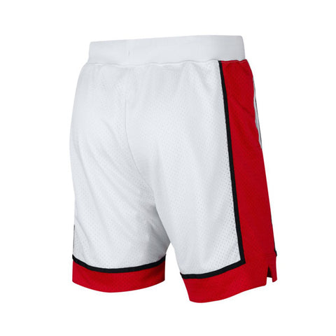 Nike Mesh Shorts White Black