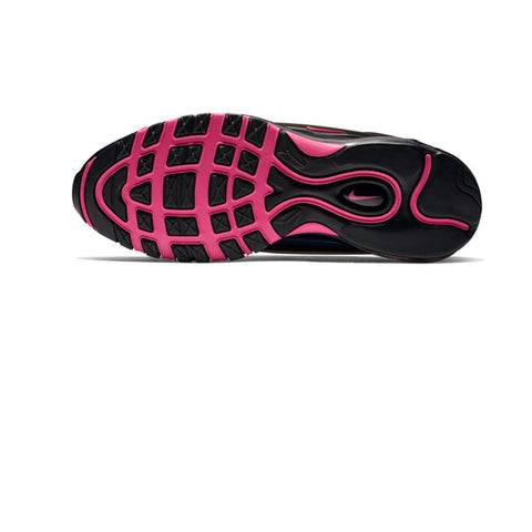 Nike Air Max Deluxe Black Laser Fuchsia