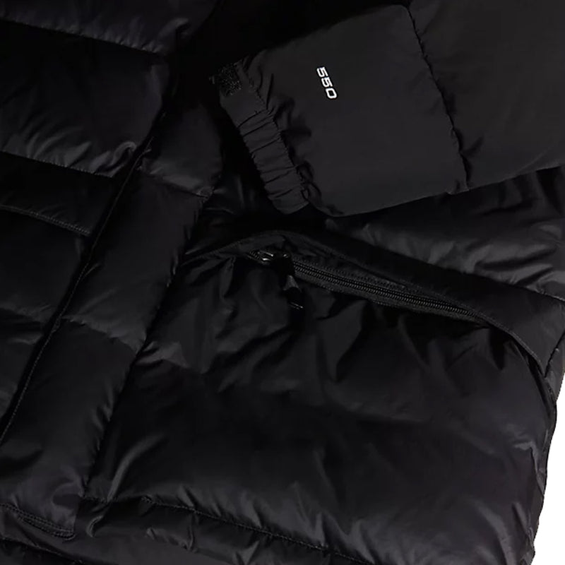 The North Face Himalayan Down Parka TNF Black