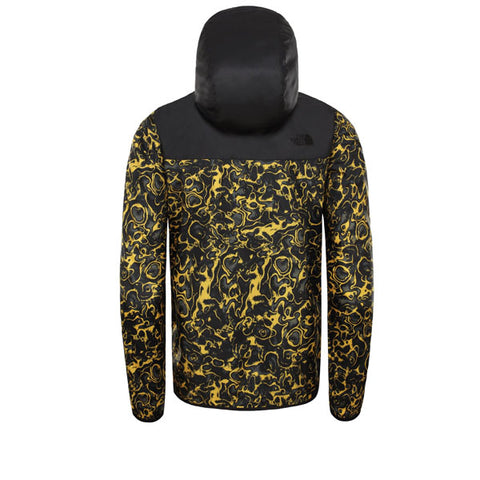 The North Face Novelty Cyclone 2 Jacket Leopard Yellow