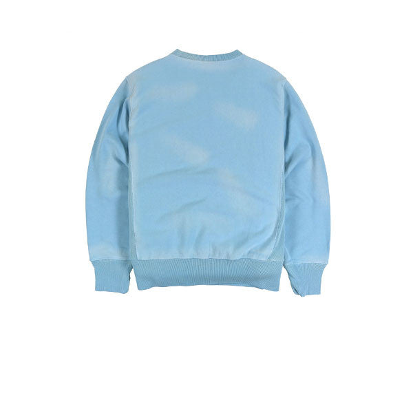 Champion Basic Crewneck Sweatshirt Baby Blue
