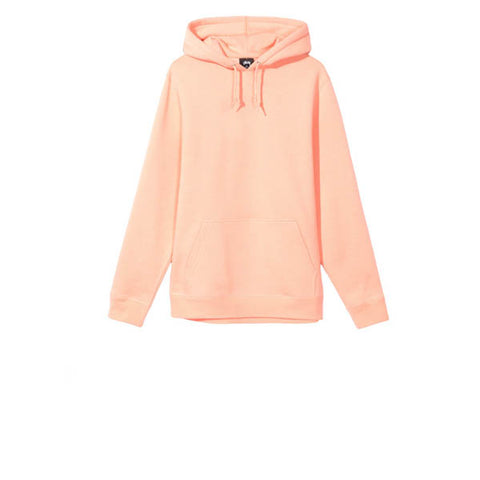 Stussy Arch Applique Hood Salmon