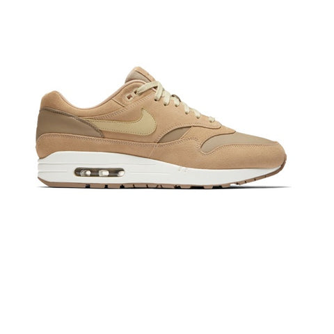 Nike Air Max 1 Premium Leather Khaki TeamGD