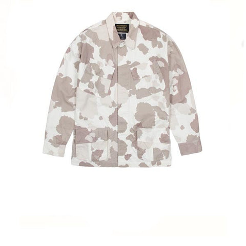 Maharishi Camo Mountain Jacket Summer Woodland