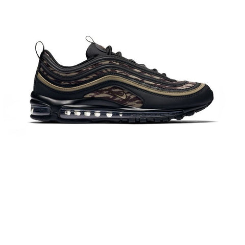 Nike Air Max 97 AOP Black Khaki Velvet Brown