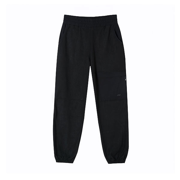 WOOD WOOD Sigurd Trousers Black