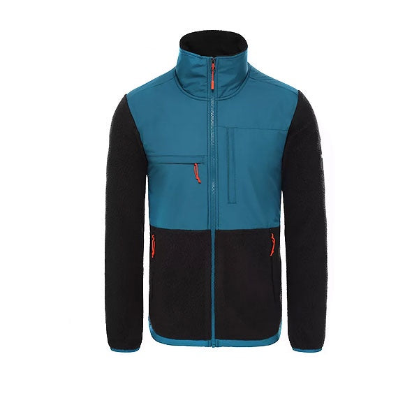 The North Face Denali Fleece Blue Coral TNF Black