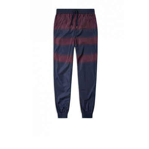 WOOD WOOD Elliot Trousers Navy Stripe
