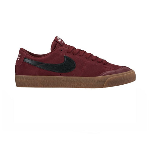 Nike SB Blazer Low XT Dark Team Red Black Gum