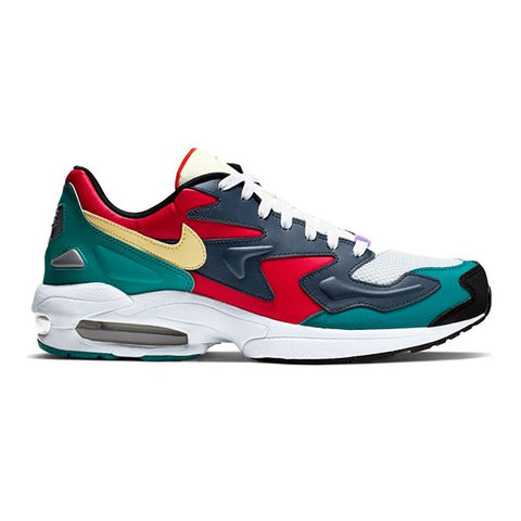 7fee7b250e Nike Air Max 2 Light SP Habanero Red Armory Navy