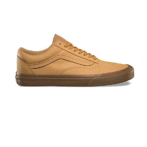 Vans Old Skool (Vansbuck) light Gum Mono