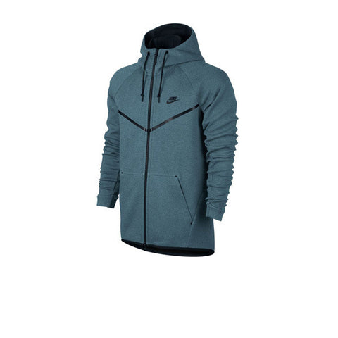 Nike NSW Tech Fleece WR Hoodie FZ Smokey Blue