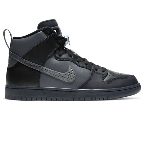Nike SB Dunk High Pro Premium Black Dark Grey