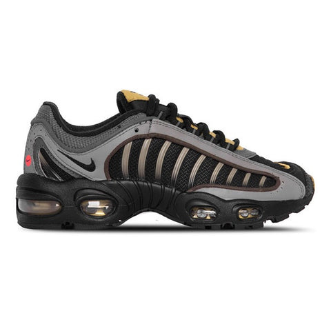 Nike Air Max Tailwind IV Black Black Metallic Pewter