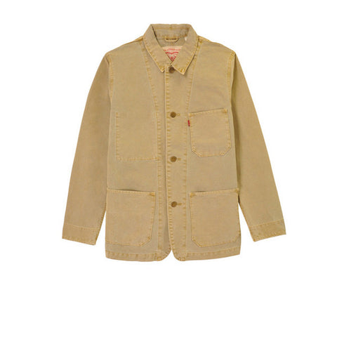 Levis Engineers Coat 2.0 Harvest Gold
