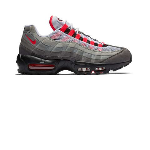 Nike Air Max 95 OG White Solar Red