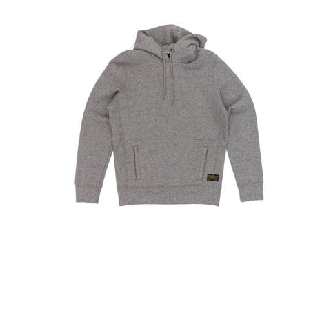 Levis Skate Pullover Hood Grey Heather