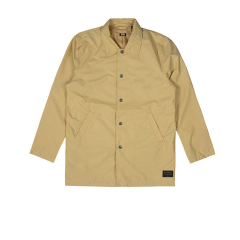 Levis Skate Long Coaches Jacket Jojoba