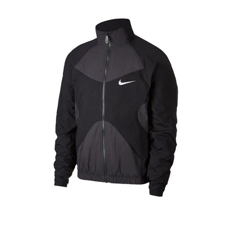 Nike Re-Issue Woven Jacket Anthracite Black White