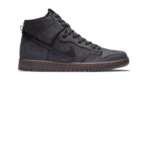 Nike Zoom Dunk High Pro Decon Premium Black Velvet Brown