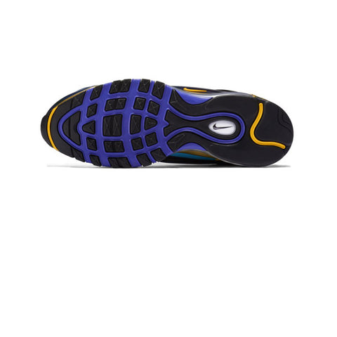 Nike Air Max Deluxe Midnight Navy Laser Orange