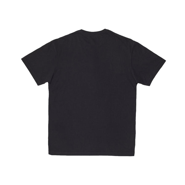 Maharishi Tigers Of Wrath T-Shirt Organic Jersey 190 Black