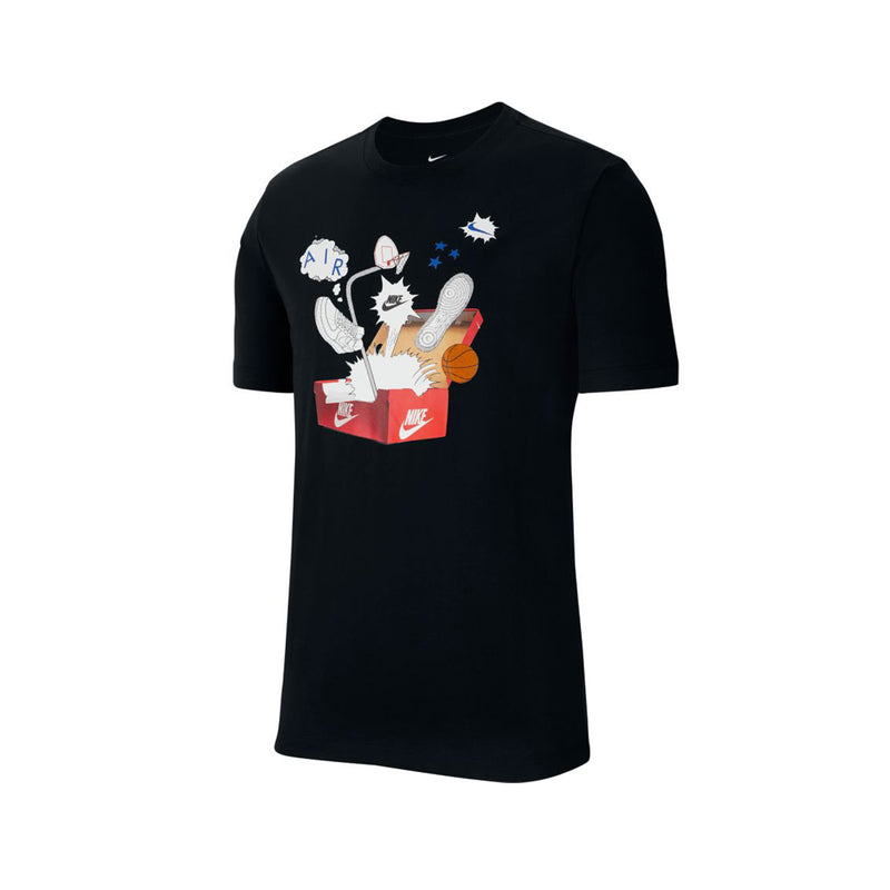 Nike Shoebox Photo Tee Black