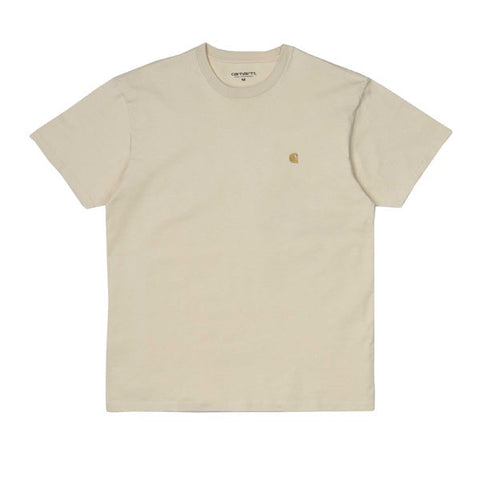 Carhartt S/S Chase T-Shirt Flour Gold