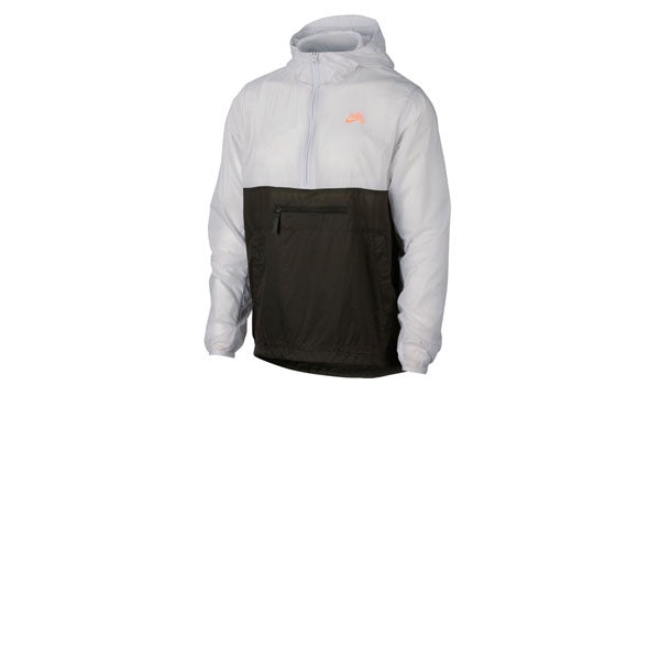 first rate new photos sold worldwide Nike SB Anorak Jacket White Black