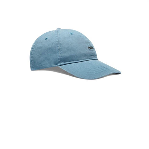 WOOD WOOD Low Profile Cap Dusty Blue