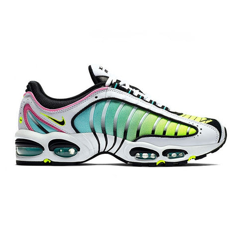 Nike Air Max Tailwind IV White Black China Rose Aurora Green