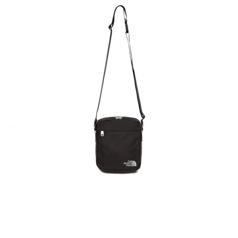 The North Face Convertible Shoulder Bag TNF Black High Rise Grey