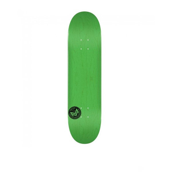 Mini Logo Deck Chevron Birch Dyed Green