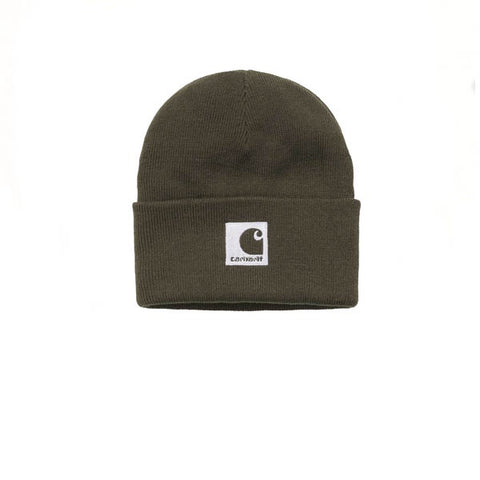 Carhartt Lewiston Beanie Cypress Wax