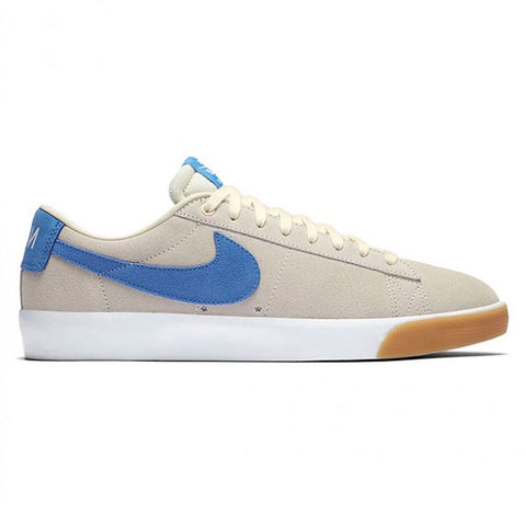 Nike SB Zoom Blazer Low GT Pale Ivory Pacific Blue White