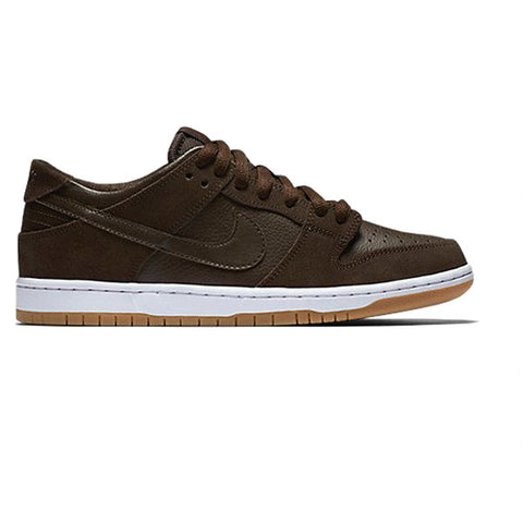Nike SB Dunk Low Pro IW Baroque Brown - Kong Online - 1