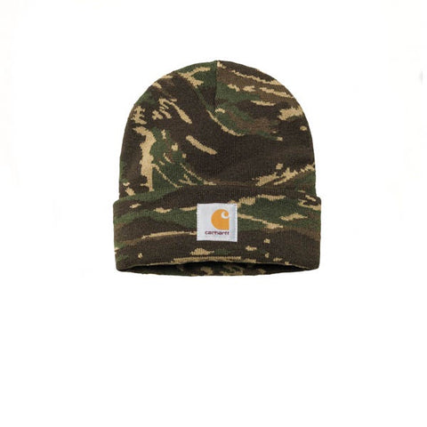 Carhartt Camo Tiger Jungle Beanie