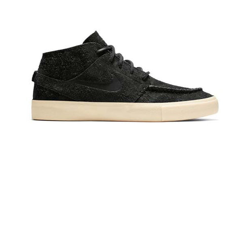 Nike SB Zoom Stefan Janoski Mid RM Crafted Black Golden Beige