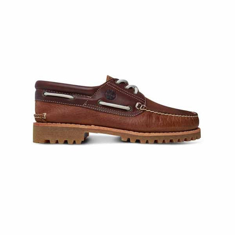 Timberland Authentics 3eye Boat Brown - Kong Online - 1
