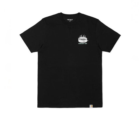 Carhartt S/S False Pieties T-Shirt Black