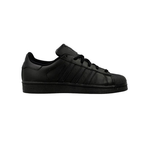 Adidas Superstar Foundation J Black Black - Kong Online - 1