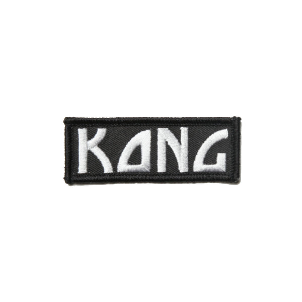 Kong Destroyer Patch Black