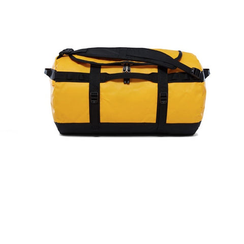 The North Face Base Camp Duffel Summit Gold TNF Black S