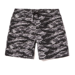 HUF Fuck It Tiger Camo Easy Short Multi