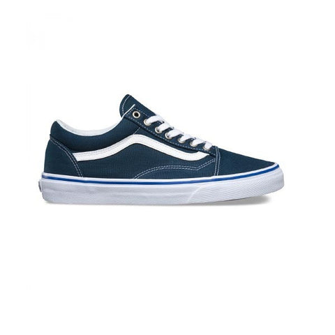 Vans Old Skool Midnight Navy True White - Kong Online - 1