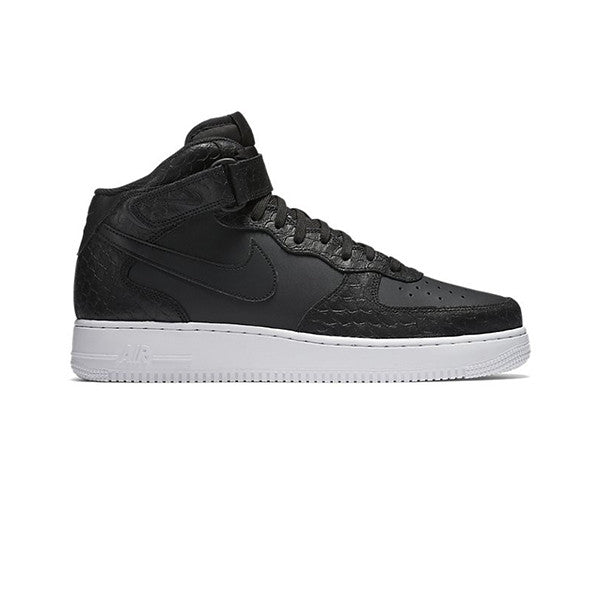 Nike Air Force 1 Mid 07 LV8 Black Black - Kong Online - 1