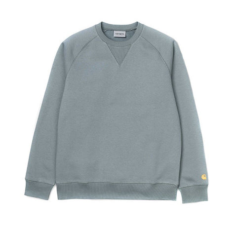 Carhartt Chase Sweat Cloudy Gold